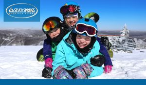 Martin Luther King Weekend Coming Up : Book Your Winter Ski Getaway Today!