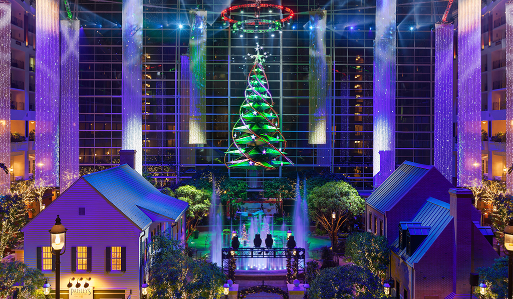 Experience the Best of the Region's Holidays at Gaylord National Resort