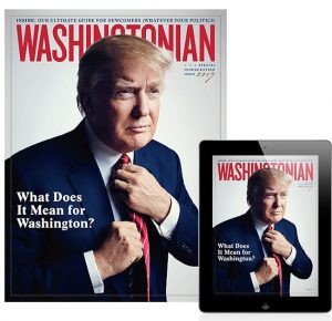 January 2017: What Does Donald Trump Mean for Washington?
