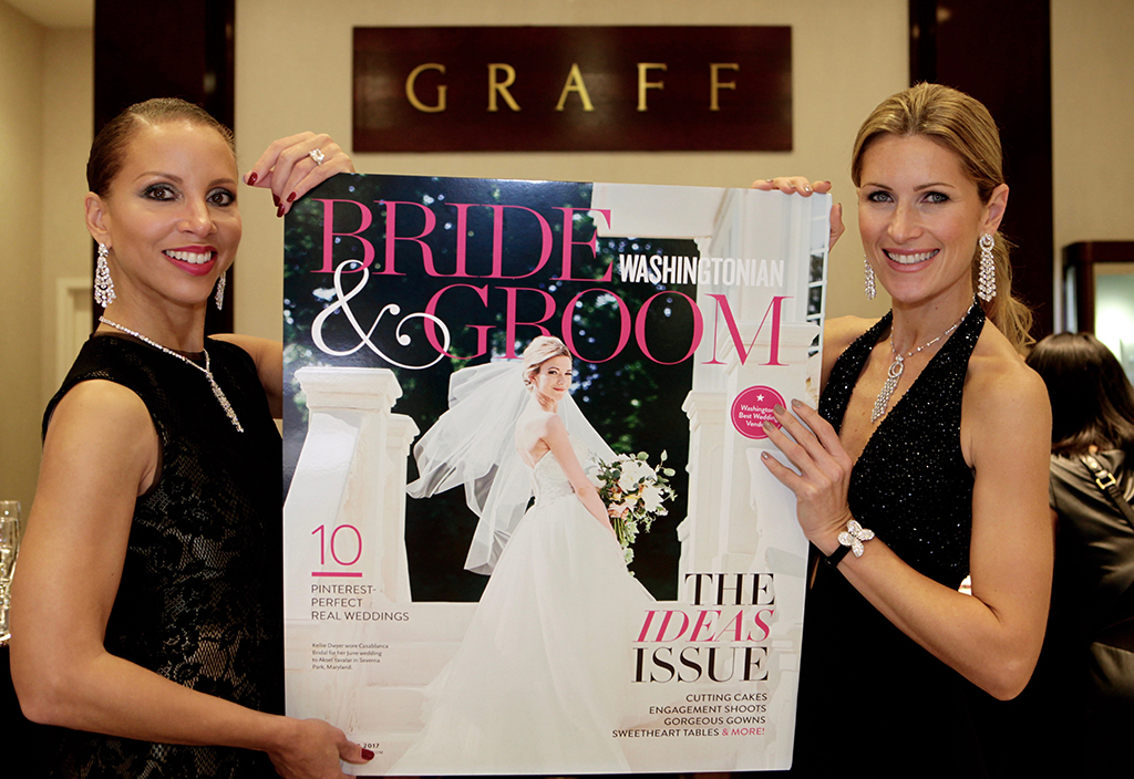 Photos from Graff Diamond's Bridal Collection
