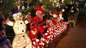 See the Holiday Decorations That Are Crushing It in DC