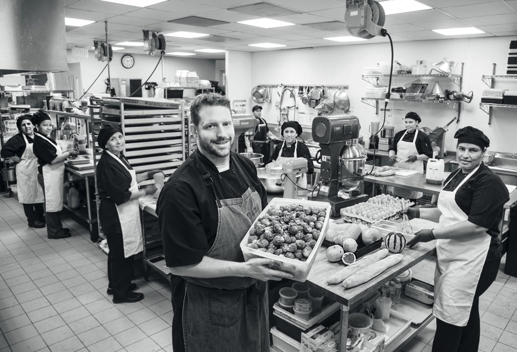 The Face of Caterers: Root & Stem