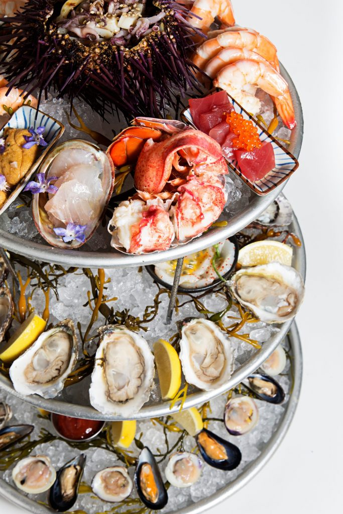 Large Seafood Tower