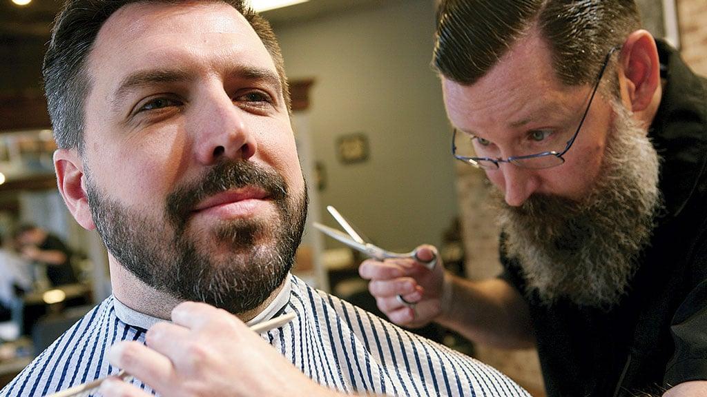 brooklyn manscape barber