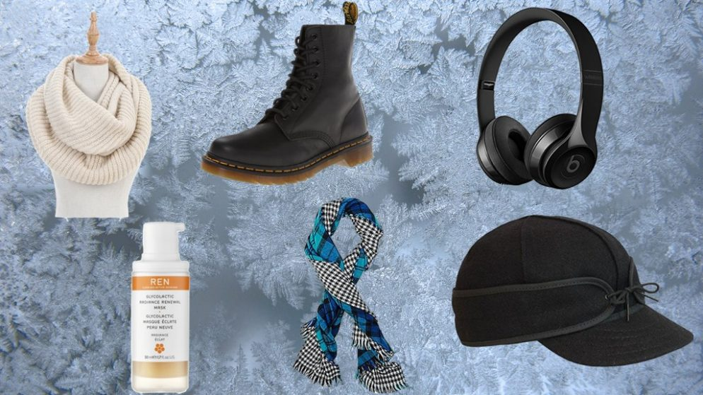 Everything You Need to Survive Ridiculously Cold Weather