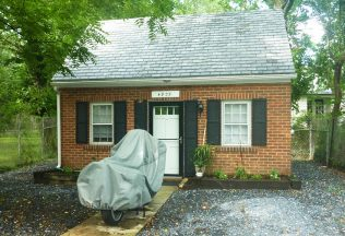 Is This Bethesda's Tiniest House? It Can Be Yours For $459K!