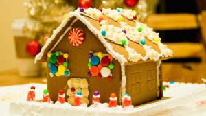 The Week in Food Events: Gingerbread House Decorating, Repeal Day Parties