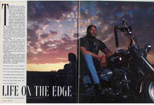 Jim Vance: Life on the Edge