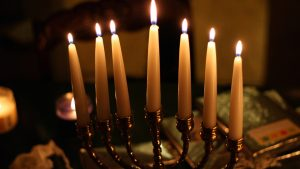 There Are Some Very Unlikely Hanukkah Parties in DC
