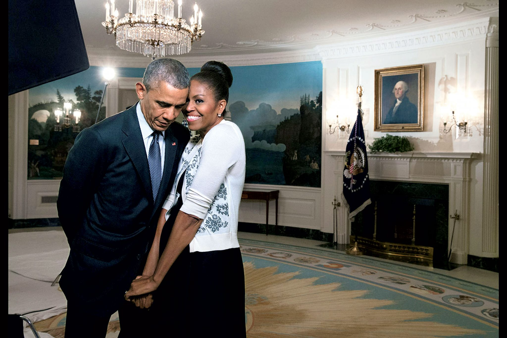 How the Obamas Changed Washington