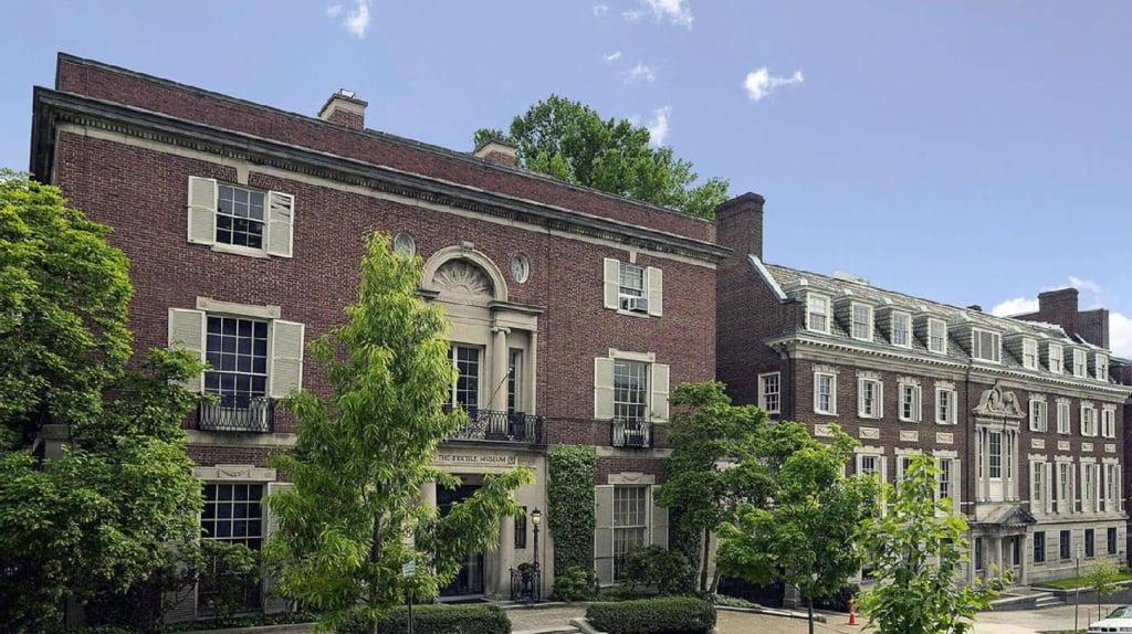 Jeff Bezos' DC Mansion Has Made Its Social Debut