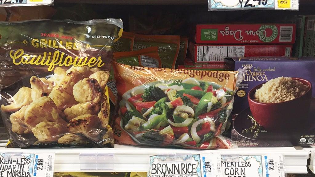 Best Trader Joe Frozen Food