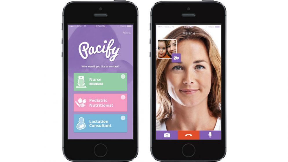New Moms Can Talk to Nurses and Breastfeeding Experts in Seconds Through This App