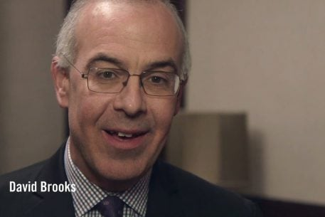 David Brooks: Women's March Needed Patriotism and Biblical Morality