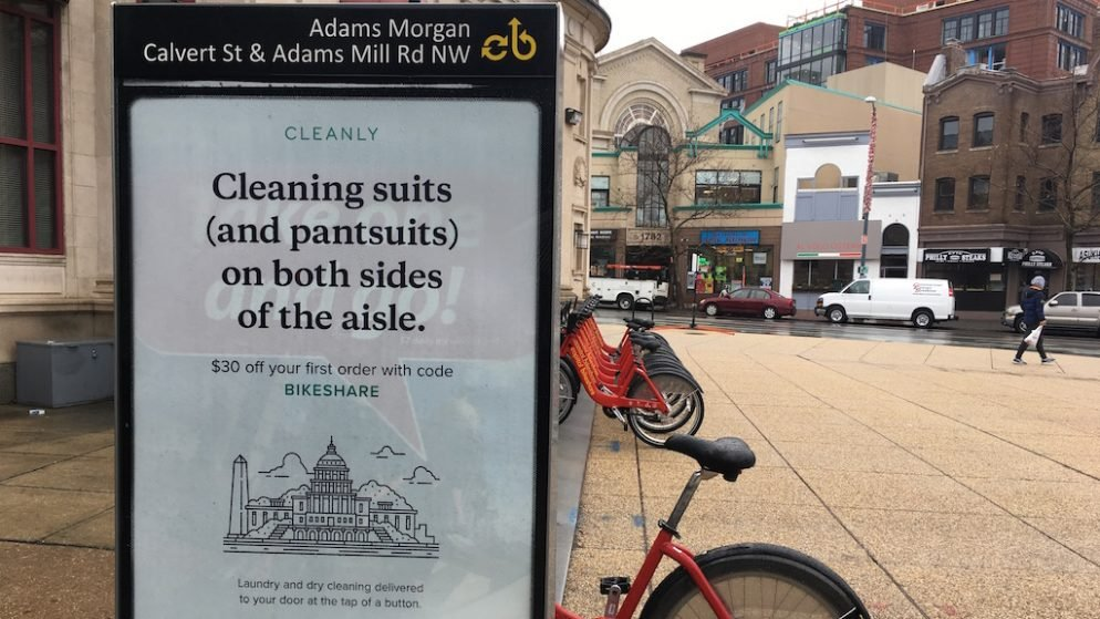 Hey Brands, Stop Making All Your DC Ads About Politics
