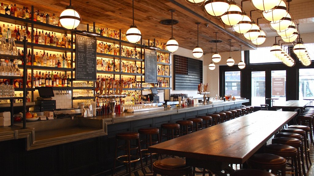 New York S The Smith Opens In Downtown Dc Today