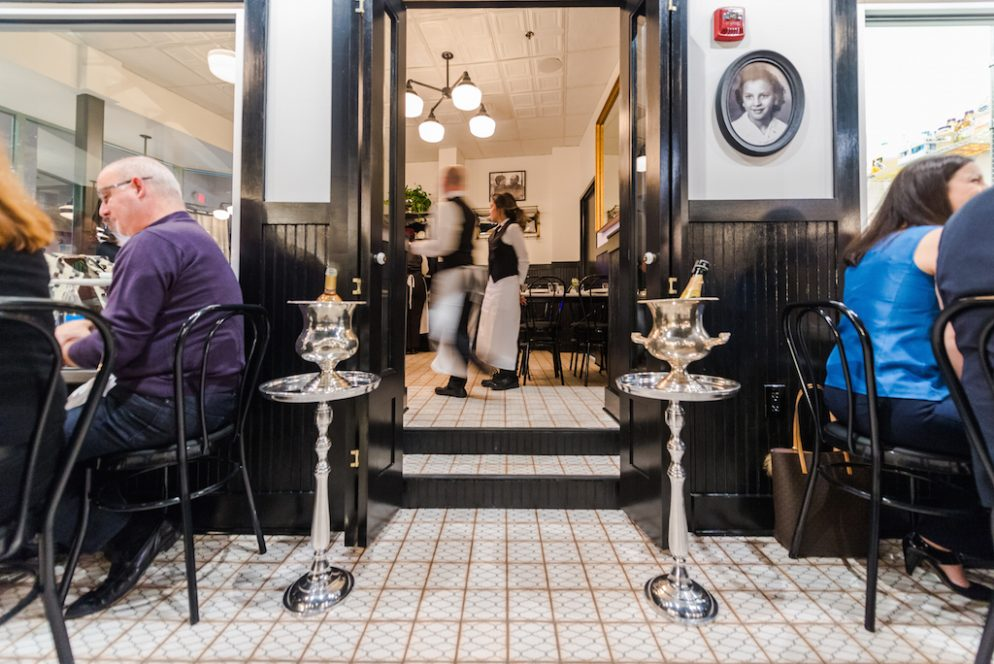 Capitol Hill's Stylish New Spanish Cafe Is Your Next Date Night Spot