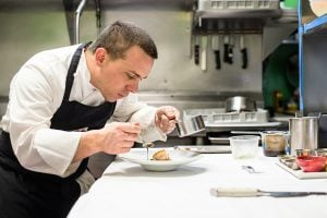 Mintwood Place Has A New Chef: Citronelle Alum Jordan Lloyd