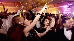 Photos From These Three DC New Year's Eve Parties Prove Washingtonians DO Know How to Party