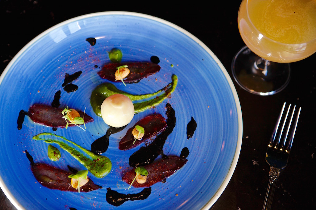 """Try traditional cured tuna called """"mojama"""" that's made at Pamplona."""