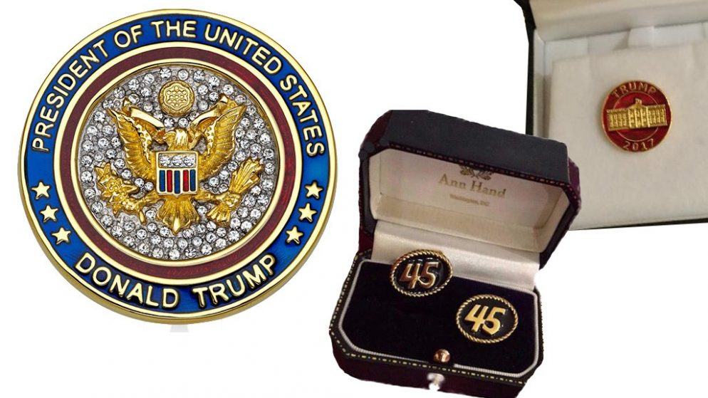 DC Jeweler Surprised by Vitriol That Greeted Her Trump Inauguration Collection