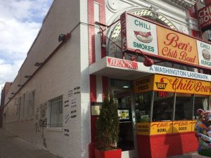 Here Are the Worst People You Could Choose for the New Ben's Chili Bowl Mural