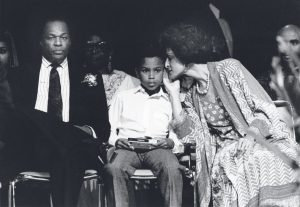 The Tumultuous Life and Lonely Death of Marion Barry's Only Son