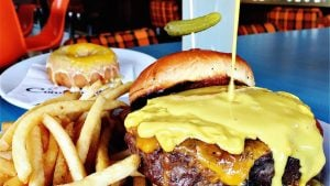 Restaurant Behind the 'Golden Showers' Burger Closes