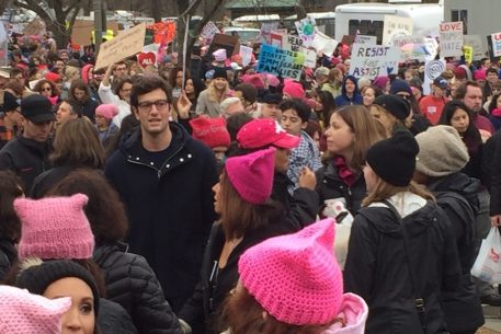 Jared Kushner's Brother Was at the Women's March on Washington