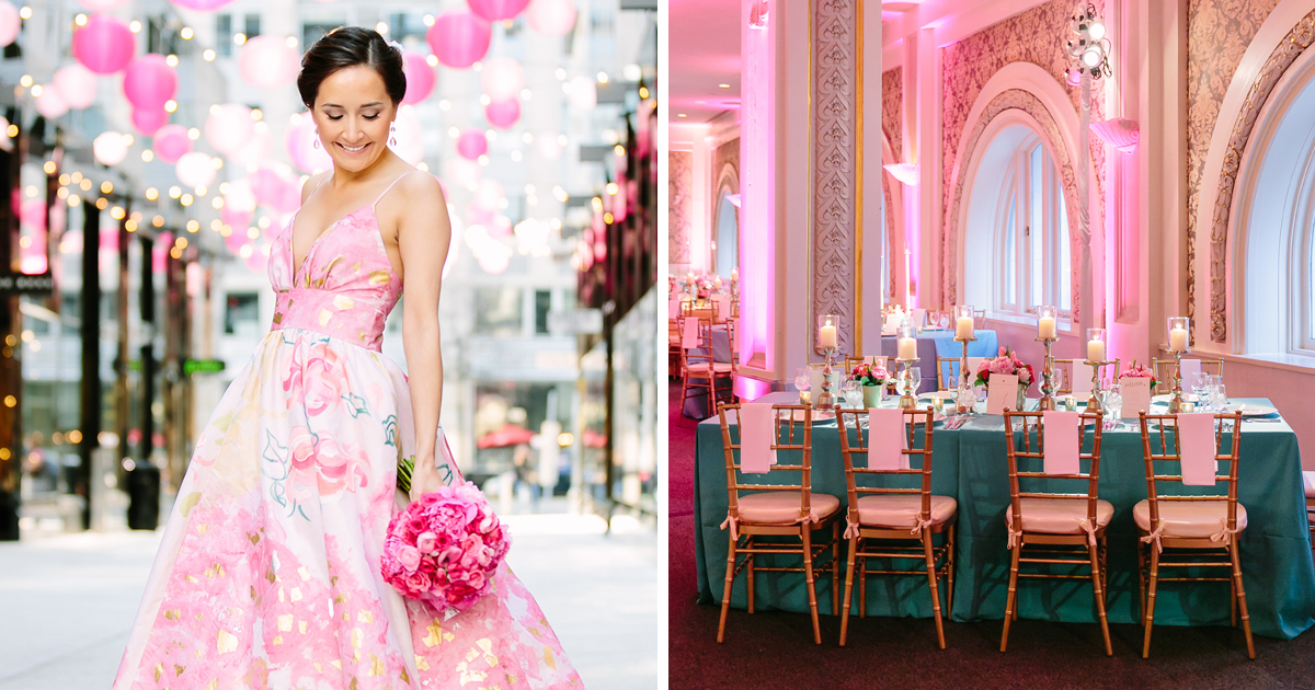 Ball Room Wedding Gowns 70 Amazing A Pink Gown Arcade