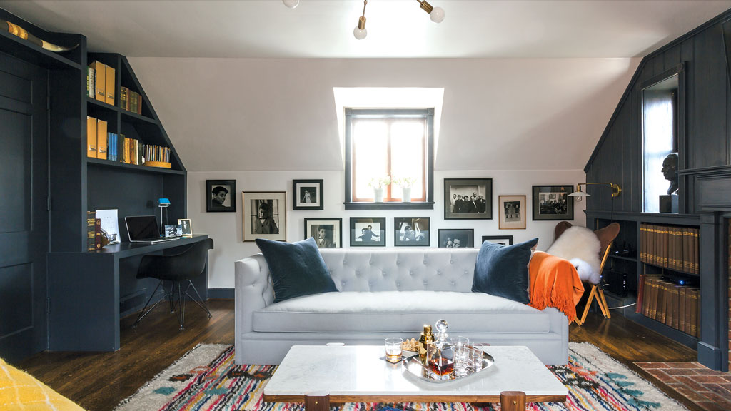 Check Out This Gorgeous Transformation of a Dusty Attic Room