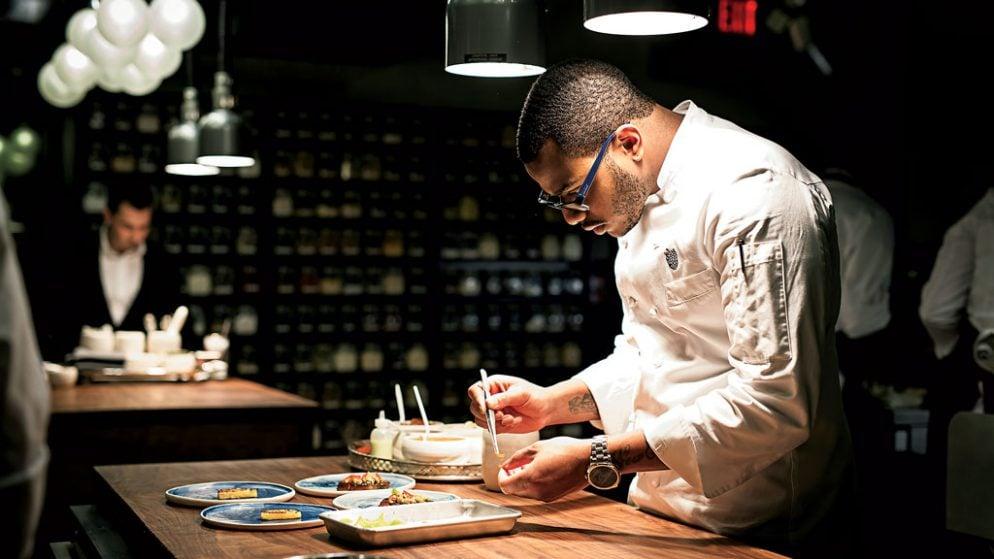 Restaurant Review: the Shaw Bijou