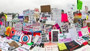 These Are the Best Signs We Saw at the Women's March on Washington