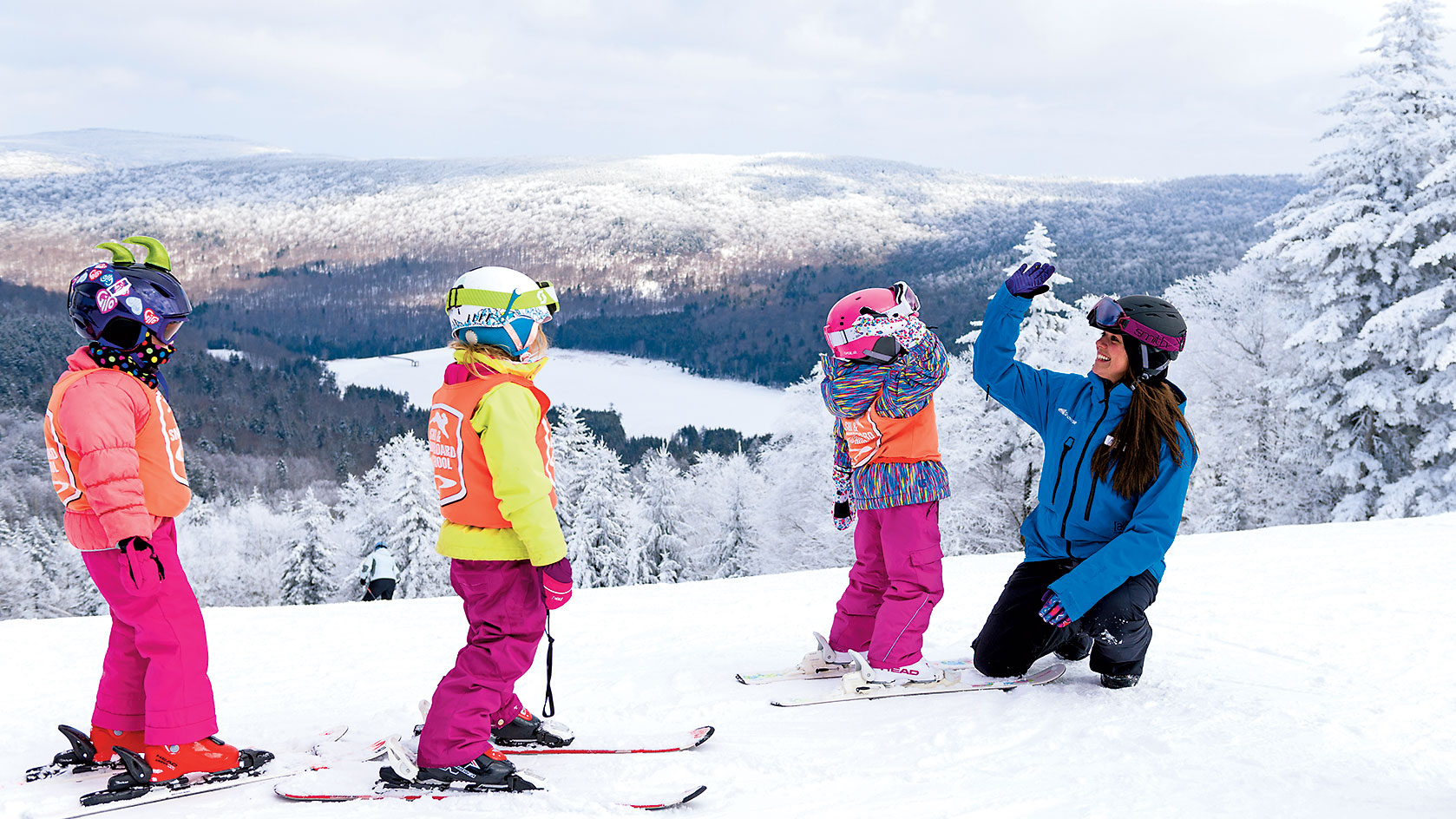 da8a5c3402e2 How to Spend a Weekend at Snowshoe