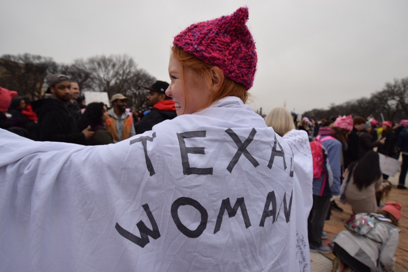 Powerful Photos of Children at the Women's March