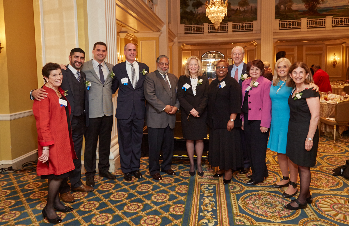 Photos from the 2016 Washingtonians of the Year Luncheon