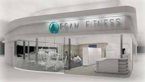 You Can Now Work Out (and Shower!) During Your Layover at BWI's New Gym