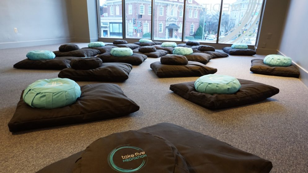 Boutique Meditation Studios are Officially a Thing in DC Now