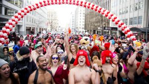 On Saturday, 1,000 Washingtonians Will Run a Mile in Their Underwear