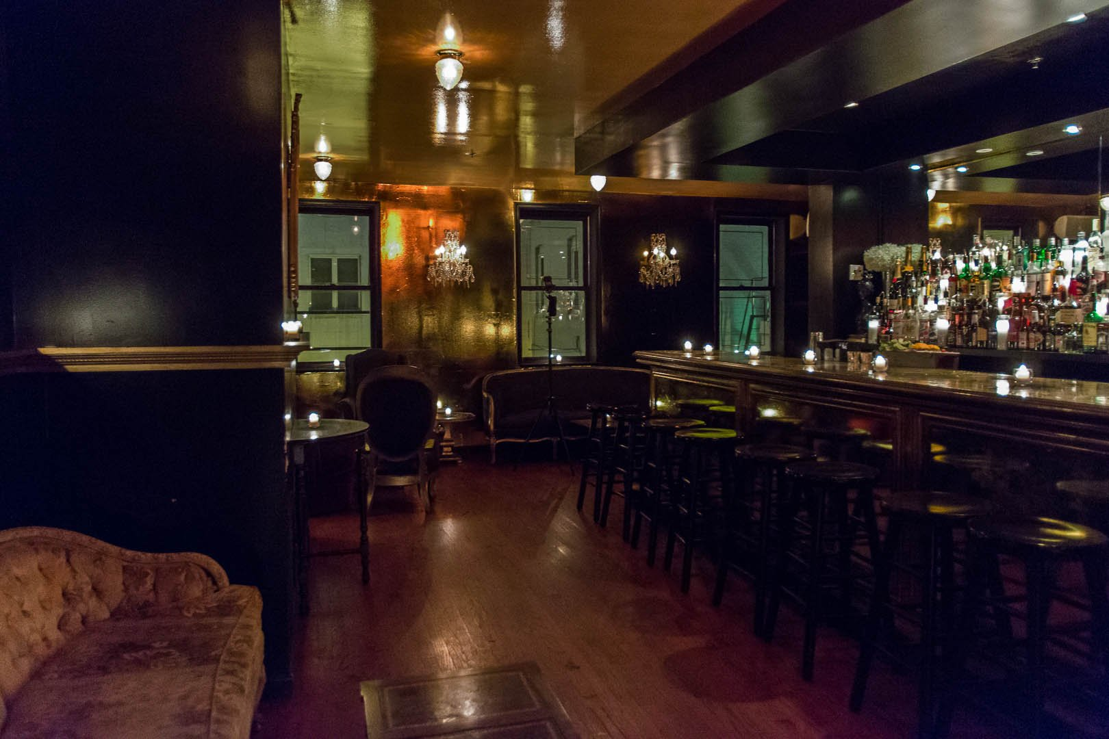 The former Eighteenth Street Lounge on 18th Street. Photo via Eighteenth Street Lounge.