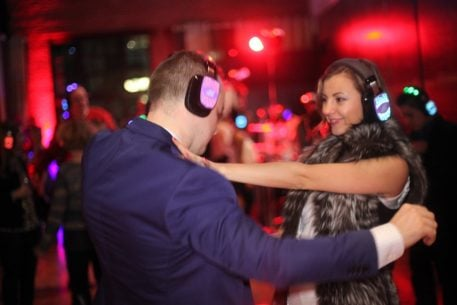 Things to Do in DC This Weekend (February 9-12): An Undie Run, DC Brau with a Metal Band, and a Valentine's Silent Disco