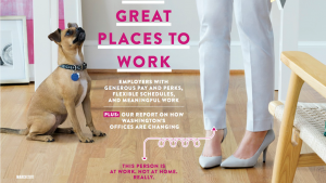 How to Order a Personalized &#8220;2017 Great Places to Work&#8221; <em>Washingtonian</em> Plaque