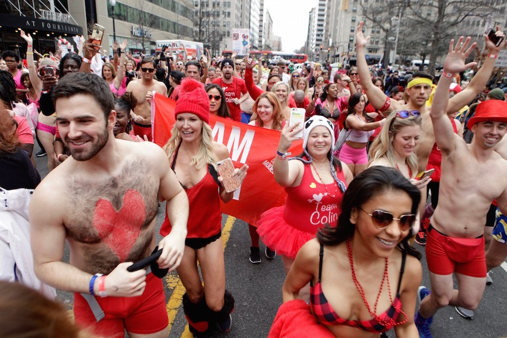 PHOTOS: A Lot of Washingtonians Ran in Their Underwear for a Good Cause