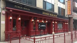 Mackey's Public House Is Moving To Metro Center