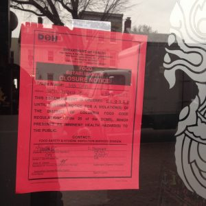 Mai Thai in Georgetown Closed by the DC Health Department (Updated)