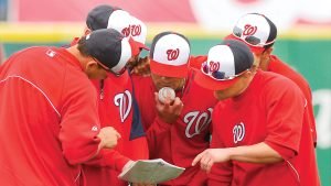 The Nats' New Training Facility Lets You Get Way Closer to the Players