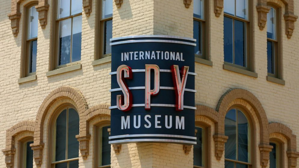 DC's Spy Museum Is Feuding With Vegas's Mob Museum Over the Stanley Cup Finals