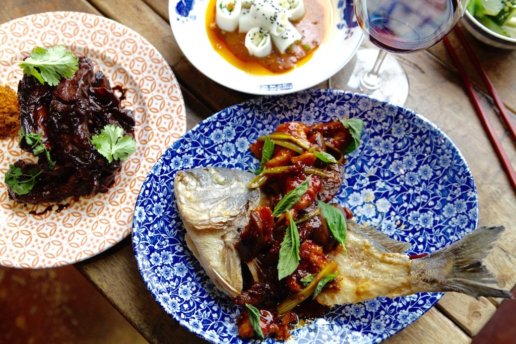 Tiger Fork Brings Hong Kong-Style Chinese and Dim Sum to Shaw
