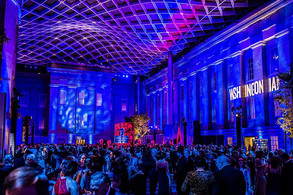 Photos from the Washingtonian Inaugural Ball