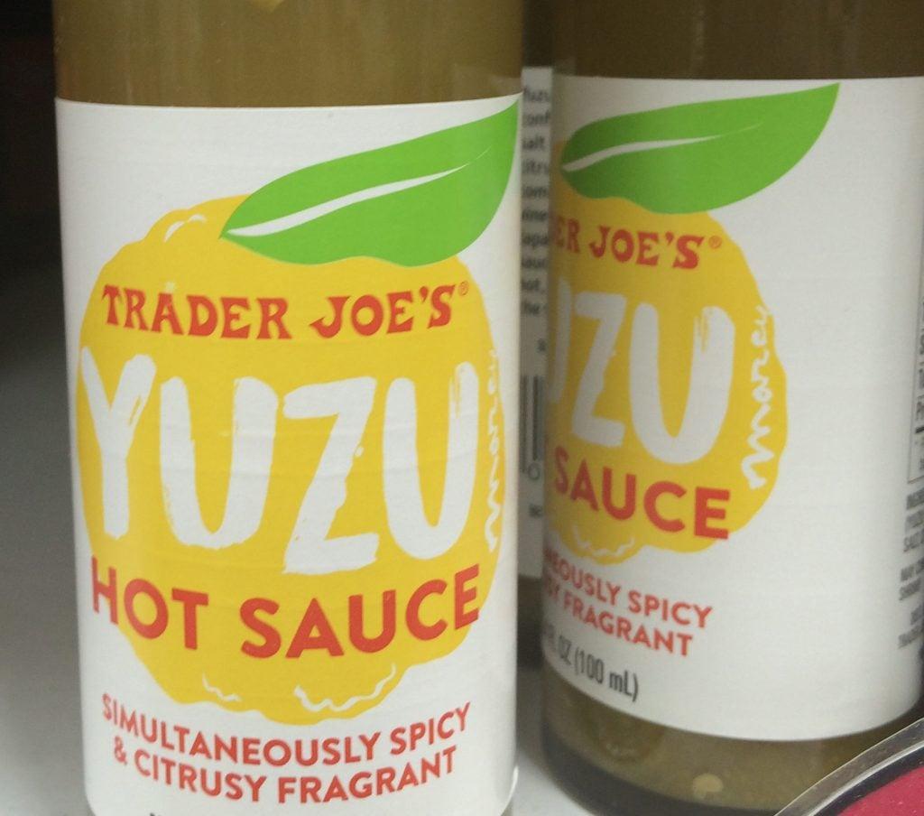 Trader joe 39 s hot sauces ranked for Trader joe s fish sauce